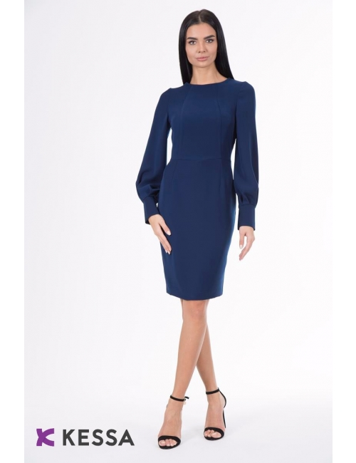 ROCHIE ALL DAY LONG DARK NAVY CU MANSETA LATA